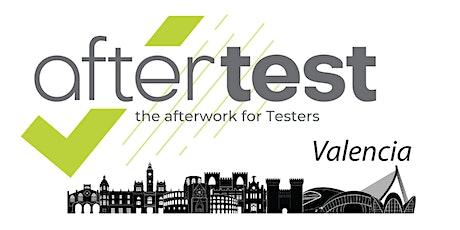 AfterTest Valencia: Integración continua y automatización de pruebas tickets