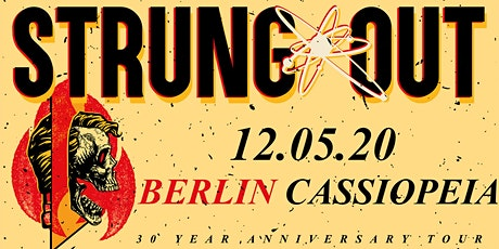 Strung Out, Templeton Pek • cassiopeia • Berlin tickets