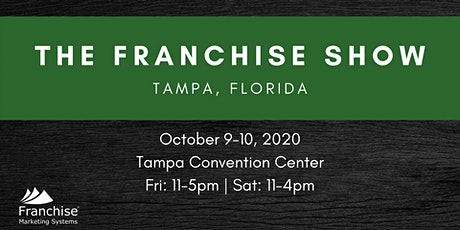 The Franchise Show: Tampa, FL tickets