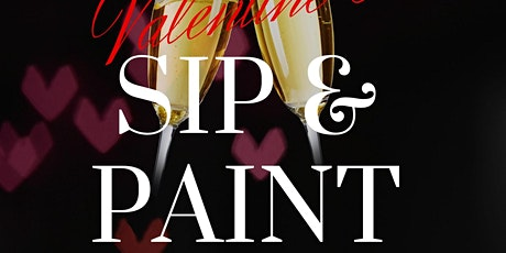 SIP & PAINT - VALENTINE'S tickets