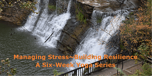 Managing Stress~Building Resilience Yoga Series