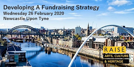 Developing a Fundraising Strategy tickets