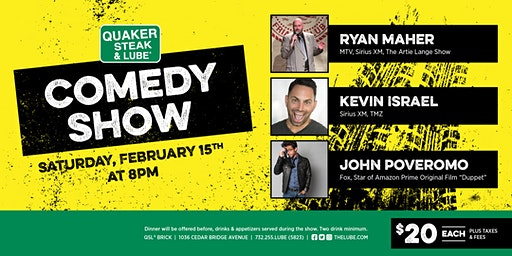 Quaker Steak & Lube's Comedy Show