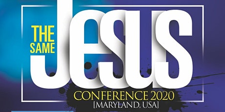 The Same Jesus Conference tickets
