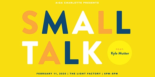 Small Talk: Kyle Mutter