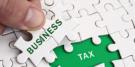 Tax Workshop Series for Small Businesses: Feb 5 and Feb 15, 2020 tickets