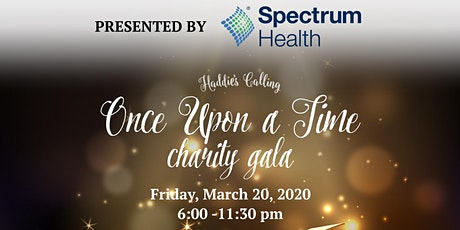 Spectrum Health Presents - The Once Upon A Time Gala tickets