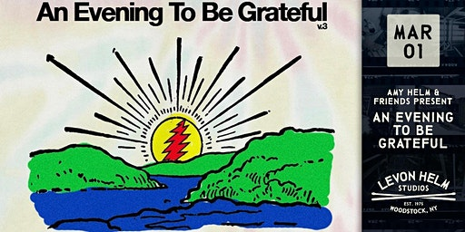 An Evening To Be Grateful
