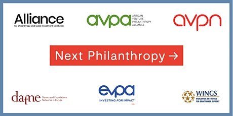 Next Philanthropy and Alliance magazine tickets