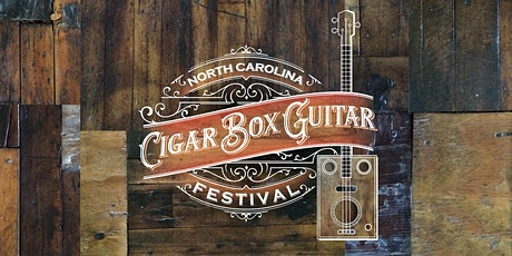 2nd North Carolina Cigar Box Guitar Festival tickets