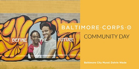 Baltimore Corps Community Day tickets