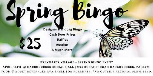 Brevillier Village Spring Bingo