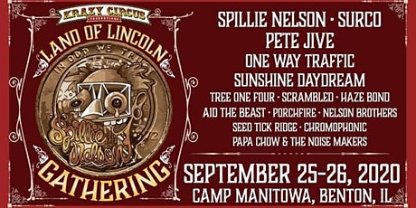 Land of Lincoln Gathering tickets