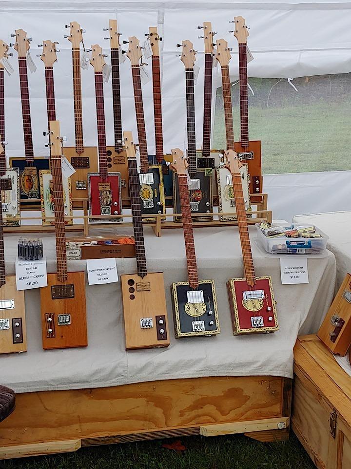 2nd North Carolina Cigar Box Guitar Festival image