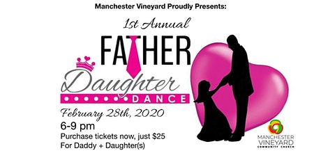 1st Annual Father Daughter Dance tickets
