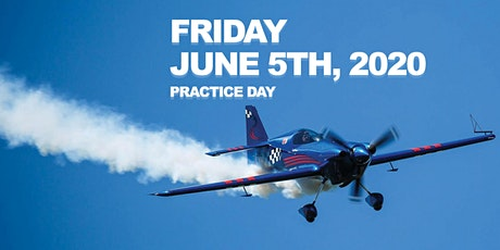Wildwood Airshow: Friday - June 5th, 2020  tickets