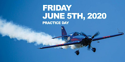 Wildwood Airshow: Friday - June 5th, 2020