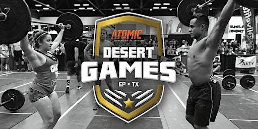 2020 Desert Games