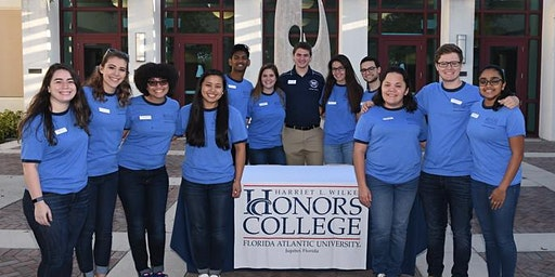 Wilkes Honors College Open House - Jupiter Campus