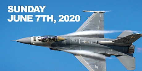 Wildwood Airshow: Sunday - June 7th, 2020  tickets