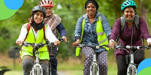 Ladies Cycling Course for Beginners