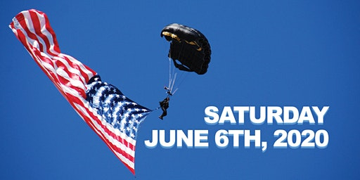 Wildwood Airshow: Saturday - June 6th, 2020