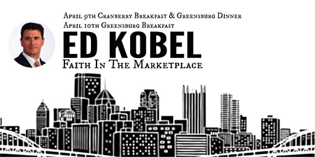 Cranberry Prayer Breakfast with Ed Kobel tickets