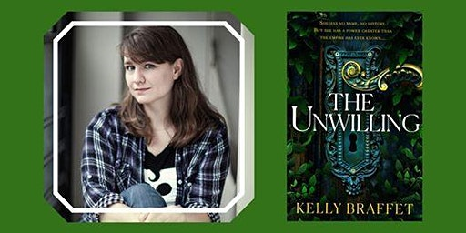 Kelly Braffet (The Unwilling) Q&A and Book Signing with Christa Carmen
