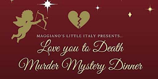 Valentine's Murder Mystery Dinner Night 2
