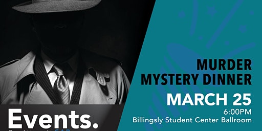 Murder Mystery Dinner (MSSU Students and Guest Only)