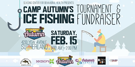 Ice Fishing Tournament & Fundraiser tickets