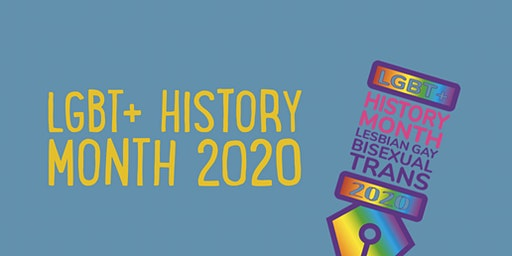 Oldham LGBT+ History Month for professionals working with young people