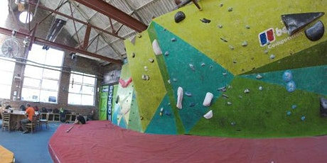 Bouldering at the Climbing works  tickets