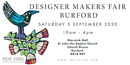 DESIGNER MAKERS FAIR BURFORD