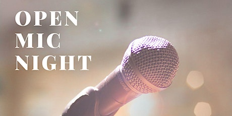 Rooted Coffee House Open Mic Night tickets