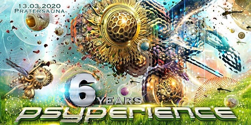6 Years of Psyperience Madness on 4 Floors!