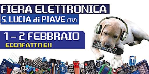 Fiera Elettronica, Radioamatore e Tecnologia S. Lucia di Piave (TV)