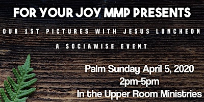 For Your Joy MMP's Pictures with Jesus Luncheon