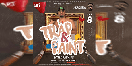 90's Trap & Paint tickets