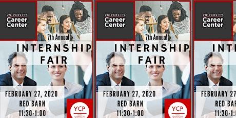 YCP 7th Annual Internship Fair : Non-Profit tickets