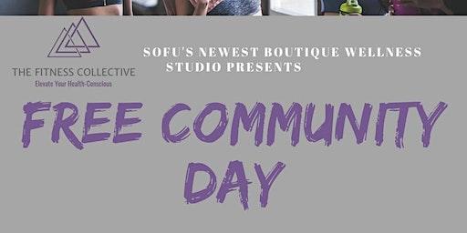 Free** Community Wellness Day