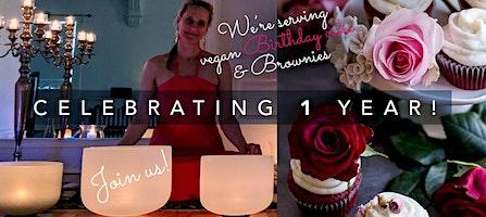1 Year Birthday + Self-Care SOUNDBATH