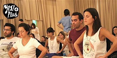 Taller Gratuito de Respiración y Meditación en Bahía Blanca - Introducción entradas