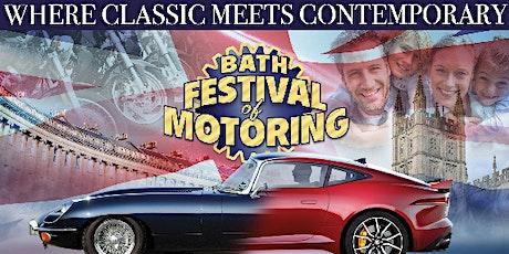 Bath Festival of Motoring 2020 tickets