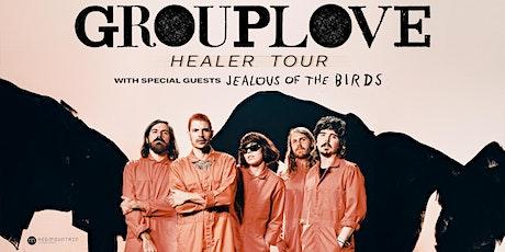 Grouplove Healer Tour tickets