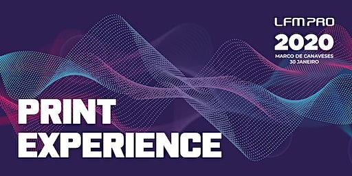 PRINT EXPERIENCE 2020