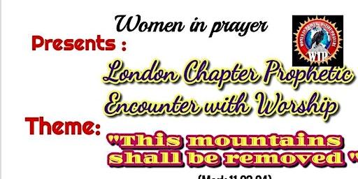 WOMEN IN PRAYER LONDON CHAPTER