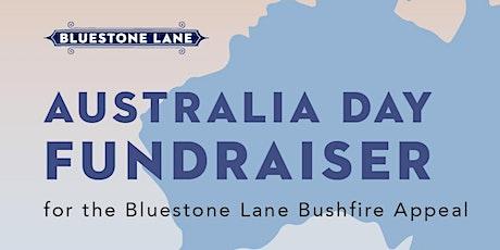 Australian Bushfire Appeal - Boston tickets
