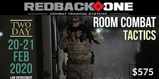 Room Combat Tactics (Law Enforcement/ Active Duty Military Only)