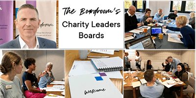 Free Taster of The Boardrooms CHARITY LEADERS BOA
